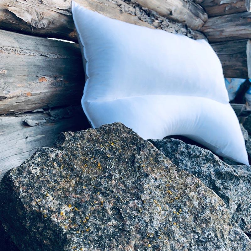 Ergonominen tyyny