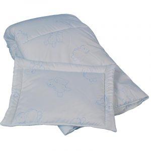 Vauvan peitto ja tyyny Onni&Ilona